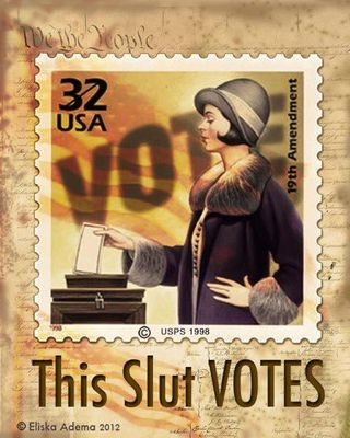 Voting Slut